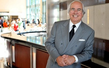 Former con man Frank Abagnale with the AARP Fraud Watch Network teaches seniors how to avoid being taken by scam artists. (AARP Arkansas)