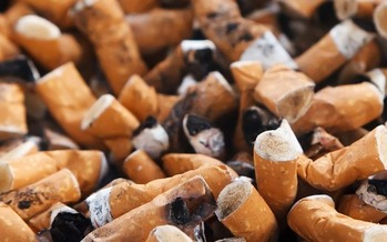 Nearly 500,000 people die from smoking each year in the United States. (PublicDomainPictures/Pixabay)