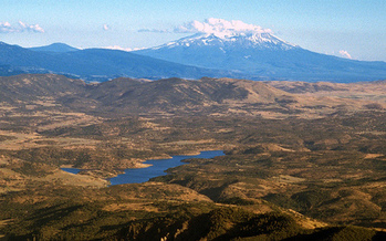The Cascade-Siskiyou National Monument was created in 2000 and expanded in 2017. (Bureau of Land Management/Flickr)