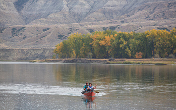Earlier this year, the Trump administration ordered a review of some national monuments, including the Upper Missouri River Breaks. (Bob Wick/Bureau of Land Management)