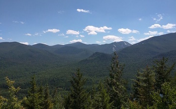 2.5 million acres of the Adirondacks and 300,000 acres of the Catskills are