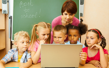 Teachers could lose tax deductions for student-loan interest, and for the extra classroom supplies they purchase, under the GOP tax proposal. (Shironosov/iStockphoto)
