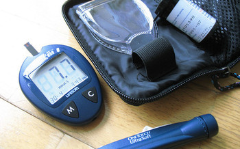 It's estimated that the number of Kentuckians with diabetes will top 500,000 by 2020. (Denise Chan/Flickr)