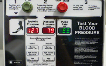 More Americans are expected be diagnosed with high blood pressure under new standards released by two major health groups. (Nelson Pavlosky/flickr)