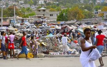 A 2010 earthquake killed more than 230,000 and displaced 1.5 million Haitians. (msjennm/Pixabay)