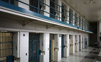 The number of people in prison or under the supervision of the criminal justice system would rank as the 10th largest town in Wyoming. (Boardhead/Wikimedia Commons)