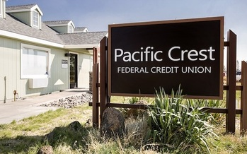 Pacific Crest Federal Credit Union could use its new Christmas Valley branch as a blueprint for other rural branches. (Courtesy of Pacific Crest Federal Credit Union)
