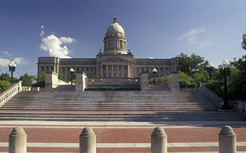 Three Kentucky state legislators are recipients of the
