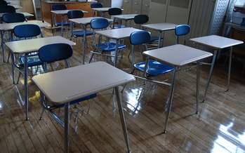 Michigan ranks 41st in the nation for education, according to a new report. (kconnors/morguefile)