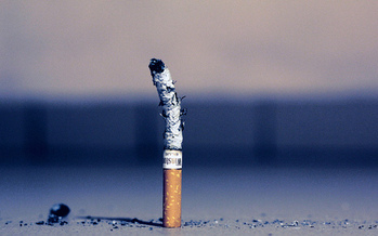 Iowa's adult smoking rate of about 16 percent is slightly higher than the national average. (Anastasia Massone/Flickr)