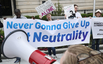 A recent poll found almost 80 percent of Americans want net neutrality rules kept in place, including 73 percent of Republicans. (Pixabay)