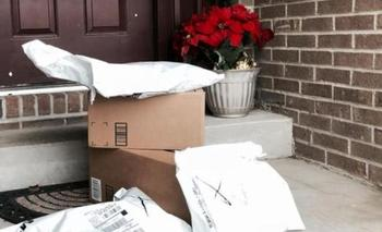 What's on your porch, and who's looking out for it? It's estimated that 23 million people each year have packages stolen. (M. Kuhlman)