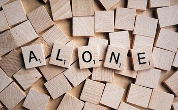 While older Americans may lead more solitary lives, researchers have found that loneliness is highest among teenagers and young adults. (Pixabay)