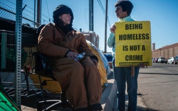 New Mexico is one of 20 states that has seen an increase in its homeless population in 2017. (abqhch.org)