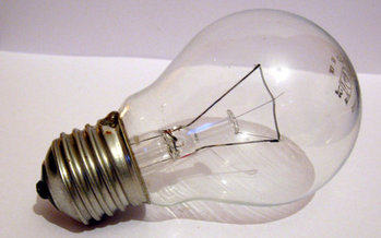 California petitioned Congress to be able to implement new, more efficient light-bulb standards two years before the rest of the country. (Alvimann/Morguefile)