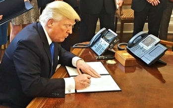 Republican leaders hope to have their tax-reform plan on President Donald Trump's desk by Christmas. (Karl-Ludwig Poggemann/Flickr)