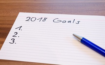 Setting realistic goals is the key to following through, according to a psychology professor at DePaul University. (USA-Reiseblogger/Pixabay)