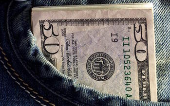 Michigan's $.35-per-hour minimum-wage increase adds $14 per week before taxes to the paychecks of those working full-time. (markgraf/morguefile)