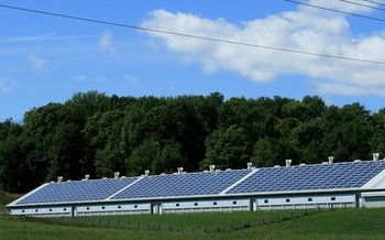 Installing solar systems will return an estimated 8 to 10 percent on the initial investment. (PublicDomainPictures/Pixabay)