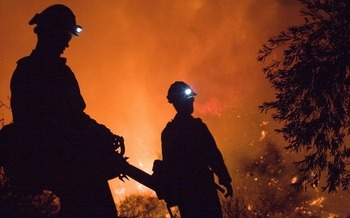 Drought-fueled wildfires have burned millions of acres this year in several states. (skeeze/Pixabay)