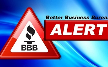 Many websites look legitimate but are actually scams. (bbb.org)