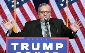 Latino groups are vowing to revive the Bazta Arpaio campaign to defeat him in his bid for the U.S. Senate. (Gage Skidmore)