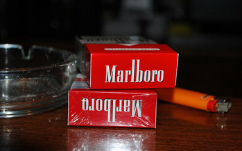 Kentucky health advocates say a cigarette tax increase of $1 per pack would raise about $250 million  a year. (Brett McBain/Flickr)