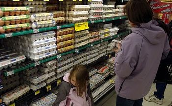 SNAP benefits, sometimes called food stamps, help millions of low-income Americans put food on the table each month. (David Shankbone/Wikimedia Commons)