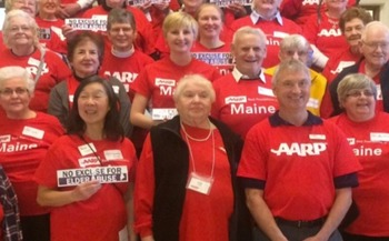 AARP Maine prides itself on its nonpartisan policy work. (AARP Maine)