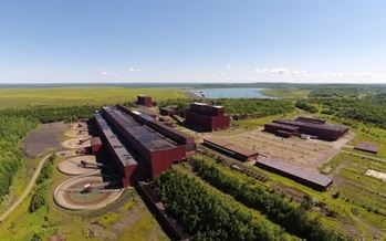 PolyMet Mining says its NorthMet mine would be dug 700 feet below ground, which critics say also poses potential threats to water quality. (PolyMet)