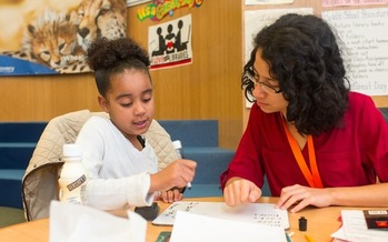 This January, Reading Partners is sharing stories of mentorship from community volunteers as it kicks off