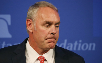 National Park Service Advisory Board members are concerned Secretary Ryan Zinke's Interior Department is not focused on the protection of national parks. (Mark Wilson/Getty Images)