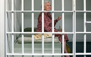 After 1978, the number of women in prison nationwide increased at about twice the rate of men. (ImageSource/GettyImages)