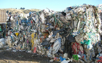 Boise is partnering with a Salt Lake City company to turn some hard-to-recycle plastics into diesel. (Sustainable Initiatives Fund Trust/Flickr)