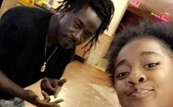 Curtis Mangum, left, pictured with his daughter, died while in Raleigh Police custody and his family is asking for more information on the circumstances surrounding his death. (Mangum family)