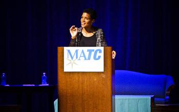Michelle Alexander, author of