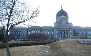 The Montana Department of Justice is reporting its findings on domestic violence deaths to a state legislative committee today. (Justin Brockie/Flickr)
