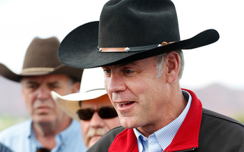 Groups are concerned that Interior Secretary Ryan Zinke's moves to prioritize energy development on public lands upsets his agency's traditional multiple-use approach. (George Frey/GettyImages)