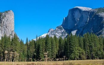 A variety of experts will look this weekend for creative ways to reduce and/or fund the massive maintenance backlog at places like Yosemite, part of the National Park system. (Schick/Morguefile)
