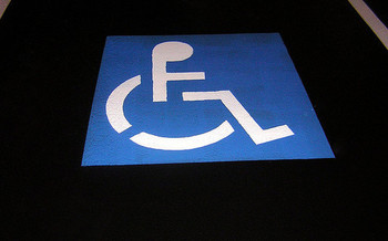 ADA enforcement essentially relies on people with disabilities challenging violations. (dnv.org)