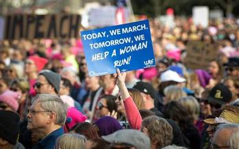 A record number of women in Tennessee are expected to run for public office this year. (Mayor Megan Barry's office)