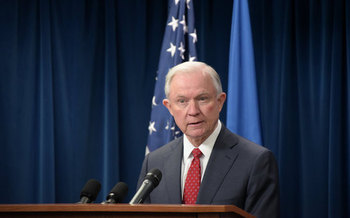 On Sept. 5, 2017 Attorney General Jeff Sessions announced DACA was being repealed. (US DHS/Flickr)