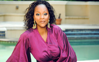 Regina Belle is a singer-songwriter from Englewood, New Jersey, and also an AARP Caregiving Ambassador. (Regina Belle)