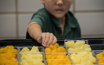 Over 276,000 Kentucky kids participated in the School Breakfast Program in 2017-2016. (USDA/Flickr)