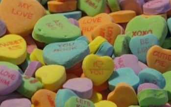 Candy is nice at Valentine's Day, but a UW-Madison consumer science professor says there are other steps couples can take to solidify their relationship. (Wikimedia Commons)