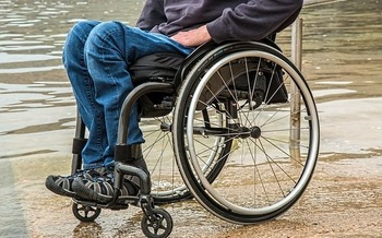 Many people with disabilities turn to the Americans with Disabilities Act to provide access when they face barriers in their daily lives, but a bill pending in Congress could make that a longer and more difficult process. (Pixabay)
