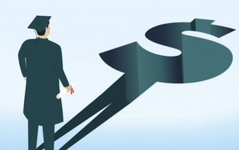 The average college graduate in South Dakota has $23,600 in loans upon graduation. (common dreams.org)