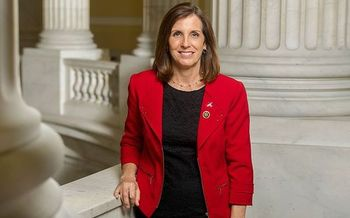 Arizona Congresswoman Martha McSally earned an 11 percent rating on the latest Environmental Scorecard from the League of Conservation Voters. (McSally.house.gov)