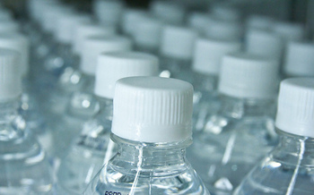 Nearly 64 percent of bottled water comes from municipal taps, according to a new report. (Steven Depolo/Flickr)