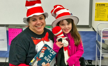 Some 45 million kids and adults in the U.S. will participate in Read Across America Day.<br />(K.W. Barrett/Flickr)